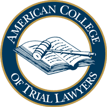 American College of Trail Lawyers