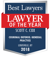 Lawyer of the Year - 2018